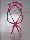 peruk tillbehör speciell rosa peruk stativ 001