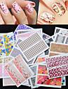 Vackert - Finger - Nagelsmycken - av Andra - 30st - styck 6*4*1 - cm