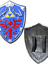 Arme Inspire par The Legend of Zelda Cosplay Anime Accessoires de Cosplay Arme Bleu ABS / PVC Masculin