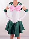 Inspired by Sailor Moon Sailor Jupiter Cosplay Costumes