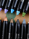1pcs ying runliang couleur fard a paupieres stylo meiqian veritables perles stylo eyeliner  couche