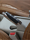 nya bil handbromsgrepp svart abs + strasshandbroms skal dekoration