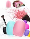 1pcs rengörings makeup tvättborste kiseldioxid handske skrubber ombord kosmetiska rena verktyg