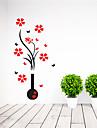 Botanique / Floral Stickers muraux Stickers muraux 3D , Acrylic 80cm*40cm