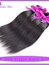 peruanska jungfru hår rakt 1 st 7a obearbetade jungfru peruanska rakt hår billig människohår förlängning