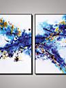 Abstrait / Loisir / Photographie / Pop Art Toile Deux Panneaux Pret a accrocher , Format Vertical