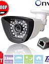 CCTV Sony cms30pcs lysdioder ir-cut inomhus bullet IP-säkerhet kameran 2.0MP 1080p p2p nätverksövervakning IP-kamera