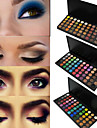Top Sale 55 Colors European Matte And Shimmer Eyeshadow Palette Makeup Eye Shadow Set Glitter Eye Kits(Assorted Colors)