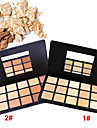 New 15 Colors Pressed Face Powder Cake Makeup Powder Palette Make Up Concealer(Assorted Colors)