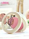 1 Fards Sec Gloss paillete / Longue Duree / Naturel Visage Rouge / Rose / Orange / Peche