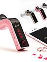 bil g7 Bluetooth FM-sändare med tf / usb-minnen musikspelare sd och USB-laddare funktioner