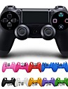[Gift Pacakge]Dual Shock Wireless Bluetooth Game Controller With Silicone Case  for PS4