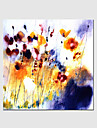 Hand-Painted Famous / Still Life / Fantasy / Leisure Modern / Classic / Traditional / Mediterranean Oil Painting