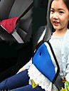 ziqiao ceinture de securite de la voiture en forme d\'epaississement sure ajuster dispositif ceinture de l\'enfant ceinture de protection