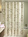 Moderne Polyester 180cm*180cm  -  Haute qualite Rideaux de douche