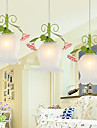 Valentine\'S Day Garden Flowers And Plants Absorb Dome Light Lamp Led 1PCS