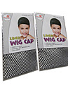 zwarte pruik caps netto pruik accessoires speciale pruik netto anti slip vaste haar voor pruik 2 stuks