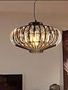 3W Hängande lampor ,  Traditionell/Klassisk / Rustik/Stuga / Vintage / Kontor/företag / Rustik Rektangulär Särdrag for Ministil Metall