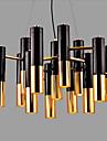 3W Hängande lampor ,  Traditionell/Klassisk / Rustik/Stuga / Vintage / Kontor/företag / Rustik Elektropläterad Särdrag for Flush Mount