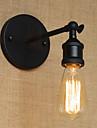 AC 100-240 40 E26/E27 Rustik Målning Särdrag for Glödlampa inkluderad,Stämningsljus Vägglampetter vägg~~POS=TRUNC