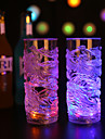A Couple Of Dragon Cup Into The Water That Bright Color Luminous Cup Cup
