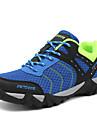 Bărbați Adidași de Atletism Primăvară Vară Toamnă Iarnă Confortabili Pantofi de cuplu Tul Outdoor Casual Atletic DantelăPortocaliu Gri