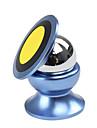 aimant 360 degres mini-support voiture magnetique tableau de bord kit voiture support voiture telephone mobile support  de