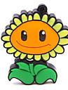 zpk47 8GB blomma solros USB 2.0-flashminne u hålla