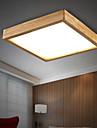 16 Lampe suspendue ,  Contemporain / Rustique Autres Fonctionnalite for Style mini Bois/Bambou Salle a manger / Bureau/Bureau de maison