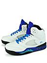 Bărbați Primăvară Vară Toamnă Iarnă Confortabili Pantofi pe Gleznă Imitație de Piele Microfibre Outdoor Casual Atletic Toc PlatDantelă