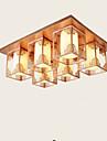 Montage du flux ,  Rustique Plaque Fonctionnalite for LED MetalSalle de sejour Chambre a coucher Salle a manger Bureau/Bureau de maison