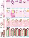 1-Bijoux pour ongles / Bouts pour moities d\'ongles / Bouts  pour ongles entiers / Autre decorations-Doigt- enBande dessinee / Adorable-