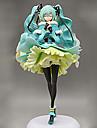 Vocaloid Hatsune Miku 22CM Anime Actionfigurer Modell Leksaker doll Toy