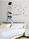 Animaux / Bande dessinee / Romance / Nature morte / Mode / Vacances / Forme / Vintage / Personnes / Fantaisie / Loisir Stickers muraux