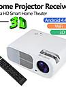 OEM-företag LCD Hemmabioprojektor SVGA (800x600) 4000 Lumens LED 4:3/16:9