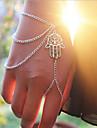 Bracelet Bracelets Alliage Quotidien Decontracte Bijoux Cadeau Argent,1pc