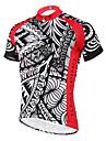 PALADIN® Maillot de Cyclisme Homme Manches courtes VeloRespirable / Sechage rapide / Resistant aux ultraviolets / Diminue Irritation /