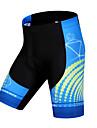 Wosawe® Vadderade cykelbyxor Unisex Andningsfunktion / Snabb tork / Anatomisk design / 3D Pad / Begränsar bakterier / Minskar skavsår