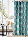 Nyklassisistisk Polyester 180 x 182,180 x 200  -  Hög kvalitet Duschdraperi