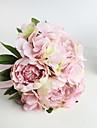 """1 Une succursale Soie Hortensias Pivoines Fleur de Table Fleurs artificielles 26(10.24"""")"""