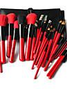 30 ensembles de brosses Pinceau en Poils de Vison Pinceau en Poils de Belette Pinceau en Soie Pinceau en Poils de ChevreProfessionnel