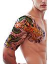 Series de totem Autres Non Toxique Grande TailleHomme Femme Adulte Adolescent Tatouage Temporaire Tatouages temporaires