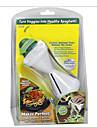 1 st Skalare & rivjärn For för grönsaker Stainless Steel Hög kvalitet / Miljövänlig / Creative Kitchen Gadget