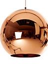 MAX:60W Lampe suspendue ,  Rustique Laiton Antique Fonctionnalite for Designers MetalChambre a coucher / Salle a manger / Bureau/Bureau