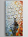 Peint a la main A fleurs/BotaniqueModern Un Panneau Toile Peinture a l\'huile Hang-peint For Decoration d\'interieur