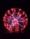 magiska glas plasma boll sfär england 4-tums elektronisk Magic Ball kreativa hantverk smycken födelsedagspresent för barn