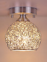 Max 60W Modern / Mini Style  Metal Flush Mount Living Room / Bedroom / Dining Room / Kitchen / Bathroom