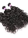 Tissages de cheveux humains Cheveux Bresiliens Ondule 12 mois 3 Pieces tissages de cheveux