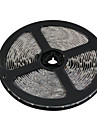 5m smd 3528 rgb 300 Changement de couleur LED lumiere de bande flexible (DC12V)