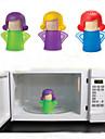 mikrovågsugn ångtvätt arg-mama ånga rengör och desinficerar med vinäger och vatten för hemmet eller kontoret kök